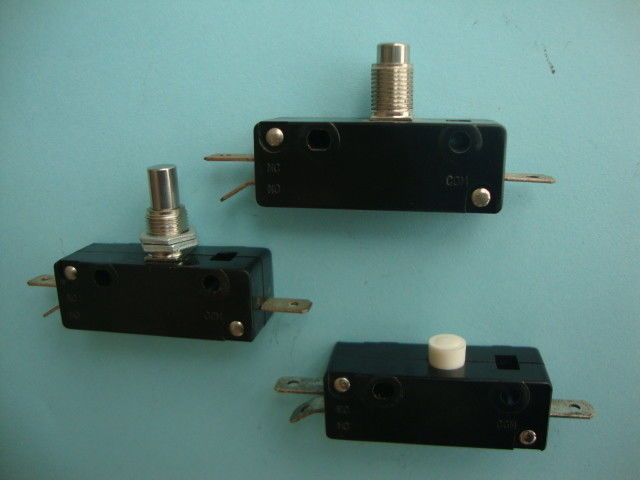 UL Approved 3 Way Momentary Toggle Switch 125VAC 250VAC Mini Long Life